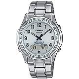 [カシオ] 腕時計 リニエージ 電波ソーラー LCW-M100TSE-7AJF メンズ シルバー