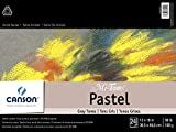 Mi-Teintes Pastel Pad, Gray Tones, 12'X16' Fold Over