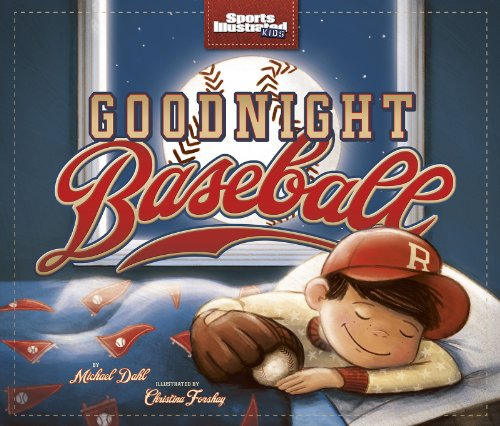Goodnight Baseball (Fiction Picture Books) (English Edition)