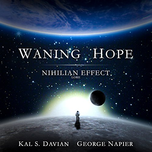 Waning Hope audiobook cover art
