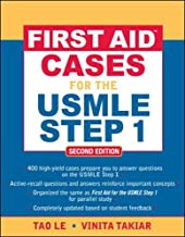 First Aid™ Cases for the USMLE Step 1: Second Edition (First Aid USMLE)