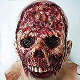 Máscara Halloween Bioquímica Adulto