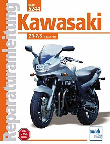Kawasaki ZR-7/S (Reparaturanleitungen)