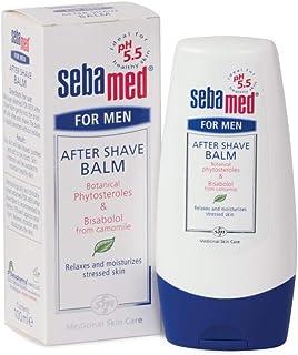 Sebamed After Shave Balm Moisturizer for Men pH 5.5 100 ml Medicinal Skin Care