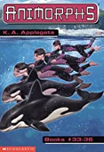 Animorphs Boxset #09: Books 33-36