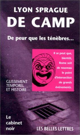 De Peur Que Les Tenebres.../Cn28**Sodis Librairi
