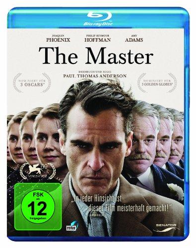 The Master [Alemania] [Blu-ray]