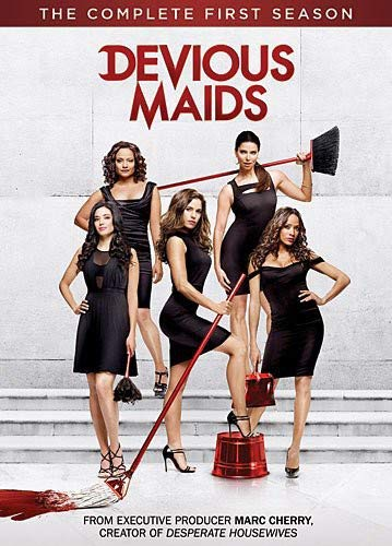 Devious Maids: Complete First Season [Reino Unido] [DVD]