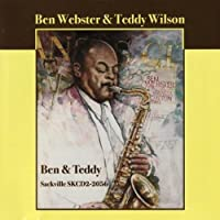 Ben & Teddy by Ben Webster (2001-12-11)