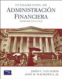 Fundamentos de administración financiera, 11ED