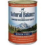 Natural Balance L.I.D. Limited Ingredient Diets Wet Dog...