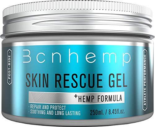 BCNHEMP Crema Ultra Hidratante Regeneradora Reparadora Antiestrías - 250 ml Nutre la Piel Previene y reduce la formación de estrías aporta elasticidad a la piel por embarazo deporte o cambio de peso