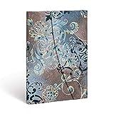 Paperblanks Diari a Copertina Rigida Grigio Diafano | Righe | Midi (130 × 180 mm)