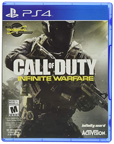 Call of Duty: Infinite Warfare - PlayStation 4 Estándar Edition