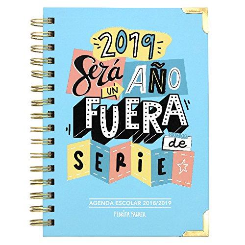 Pedrita Parker - Agenda escolar 2018 2019