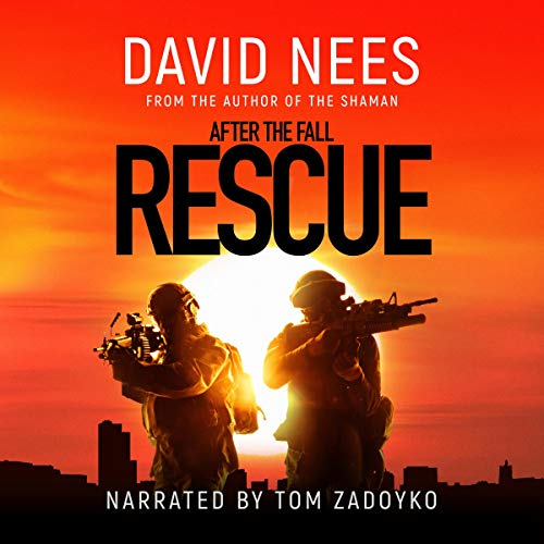 Couverture de Rescue