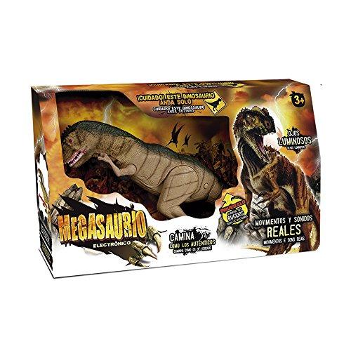 Dragon-i - T-Rex Dinosaur Radio movimenti e Suoni Reali, Occhi Luminosi controllata (80041A)