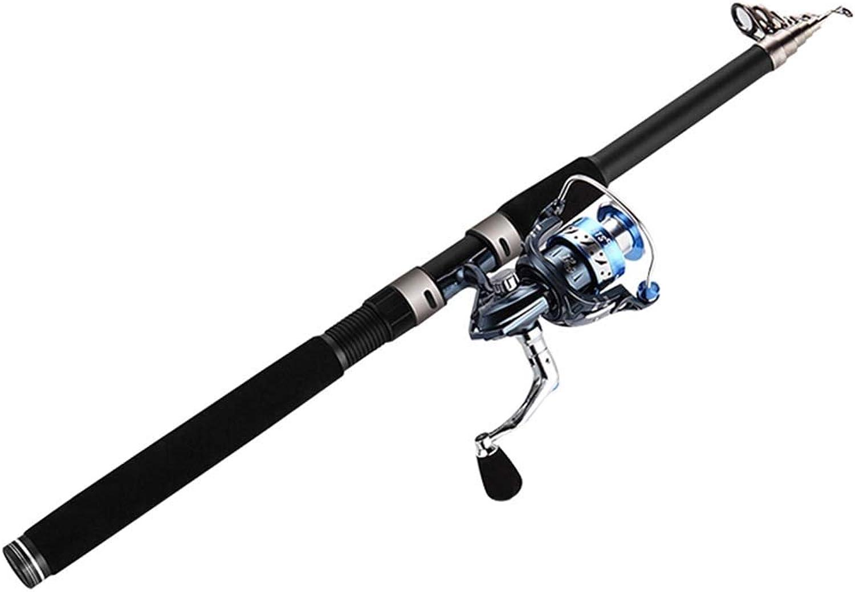 Angelrute Super Hard Ultra Light Carbon Edelstahl Führungsring Set 2.4 M Sea Rod12 Lager