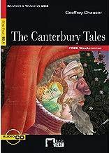 The canterbury tales+cd (fw) b2.1