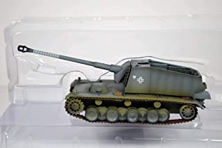 Easy Model WWII German 12.8 cm Selbstfahrlafette Sturer Emil Gun Tank 1:72