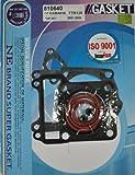Top End Rebuild Gasket Kit Yamaha TTR125 TTR 125 All 2001-2009 2012