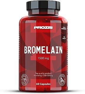 Amazon.es: bromelina - Vitaminas, minerales y suplementos / Dieta y ...