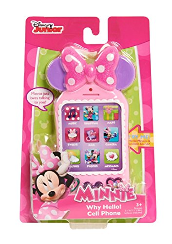 Disney Minnie Why Hello There Cell Phone