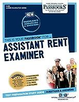 Assistant Rent Examiner (Career Examination)