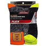 Best Dickies Socks - Genuine-Dickies Men's Dri-Tech Premium Performance Crew Work Sock Review