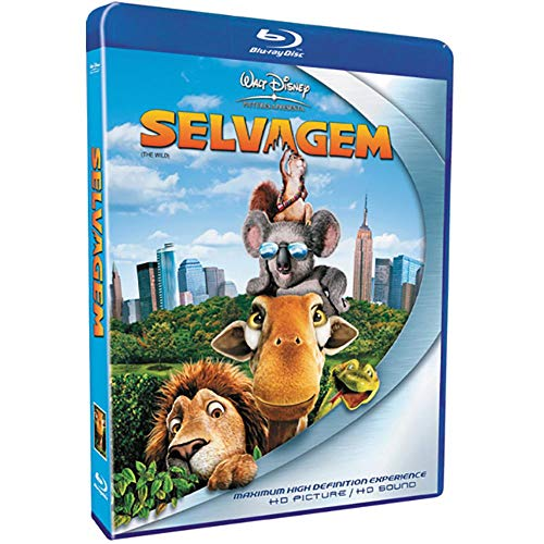 Blu-Ray - Selvagem