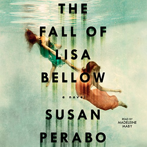 The Fall of Lisa Bellow audiobook cover art