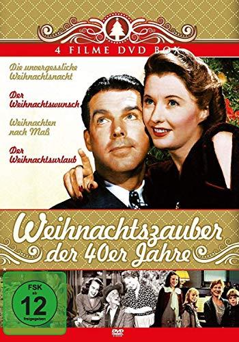 Weihnachtszauber der 40er Jahre