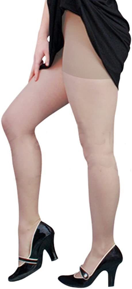 Berkshire Women's Ultra Nudes Ultra Sheer Control Top Pantyhose - Sandalfoot