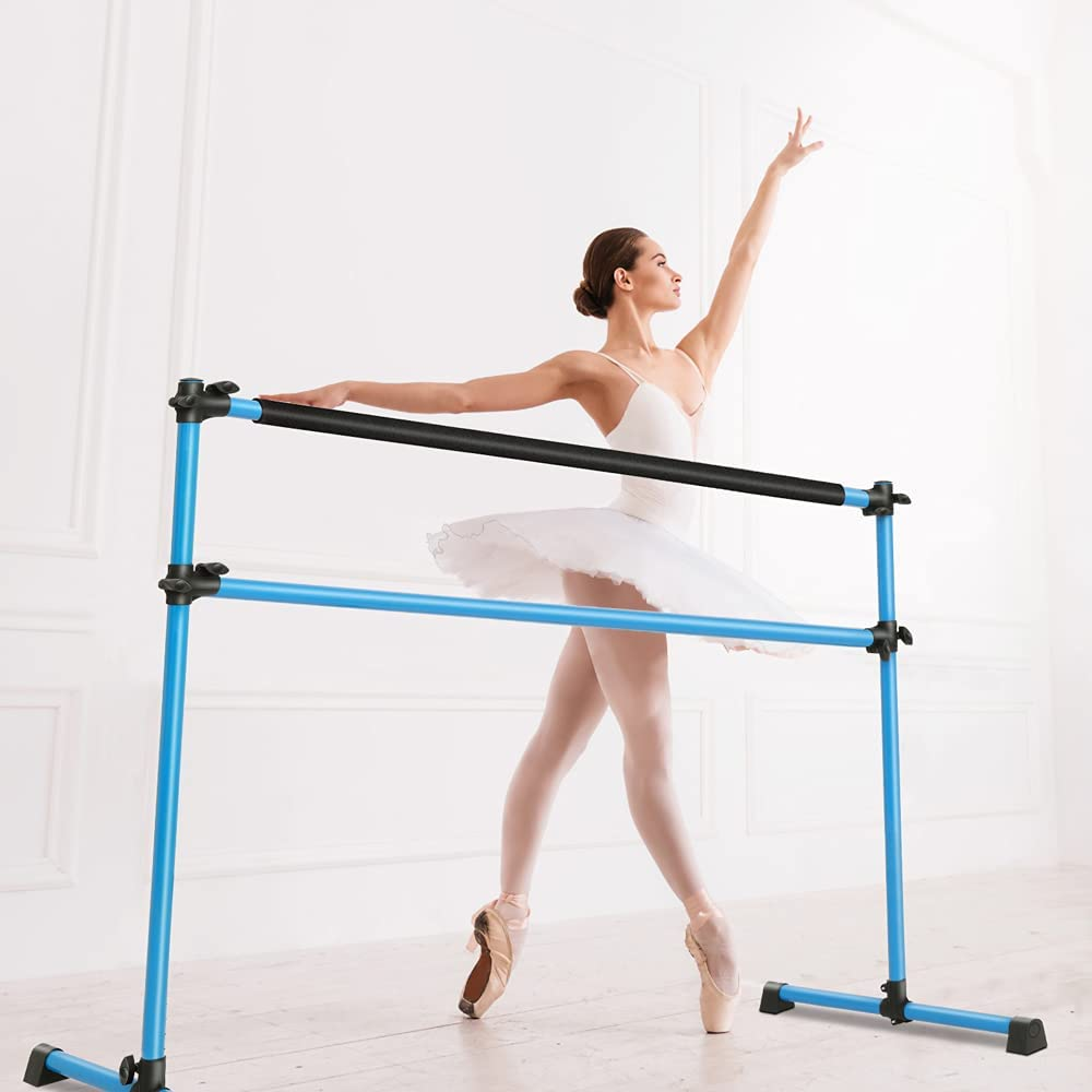 Coofel Steel Ballet Long-awaited Barre Portable for Bar Double Selling Kids