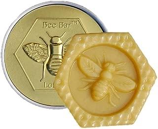 Vanilla Bee Bar Skin Care Moisturizing Solid Lotion Bar, Made in USA, .6 Oz