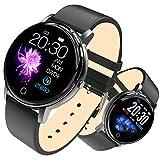 Montre Connectée Smartwatch Femmes Homme Fitness Tracker d'Activité Étanche IP68...