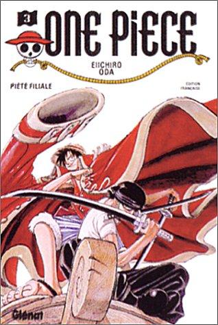 One Piece, tome 3 : Piété filiale