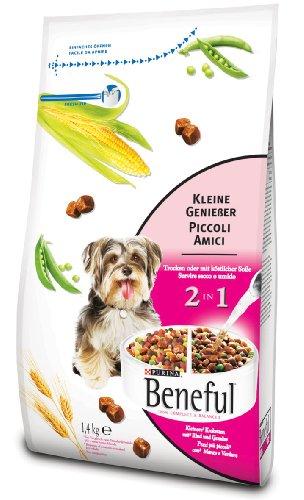 Beneful Kleine Genießer 2-in-1 1.4 kg Hundefutter von Purina