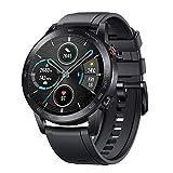 Honor Magic Watch 2 46mm/42mm Waterproof Smart Watch Bluetooth Smart Watch Activity Tracker Smartwatch for Women Men Kids (Black, 46mm)