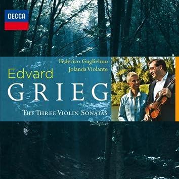 Grieg: Sonate per violino e pianoforte