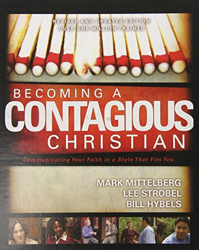 Becoming a Contagious Christian (Video Curriculum Kit)