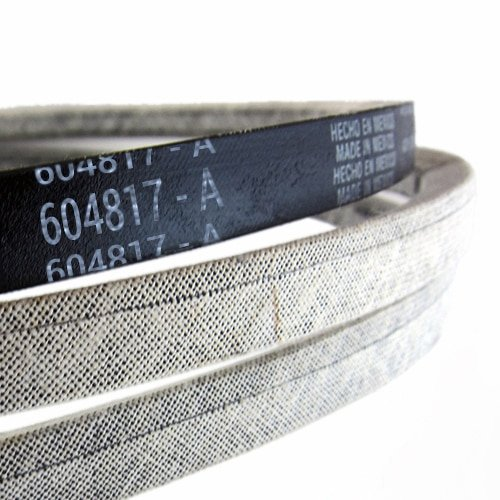 "Hustler Raptor SD Zero Turn Lawn Mower Deck Belt for 54"" Deck ONLY OEM Part# 604817"
