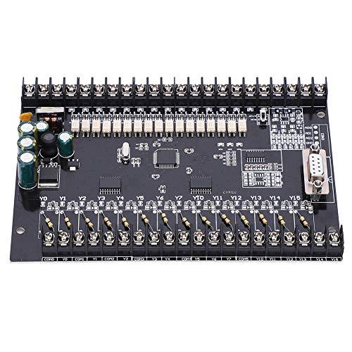 Jeanoko Módulo de Control Industrial Cartón sintético 0.5A Programable FX1N-30MT Estable para comunicación con Pantalla táctil