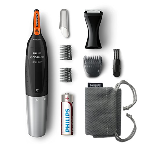 Philips Norelco 5175 review - Norelco nose trimmer 5100 1