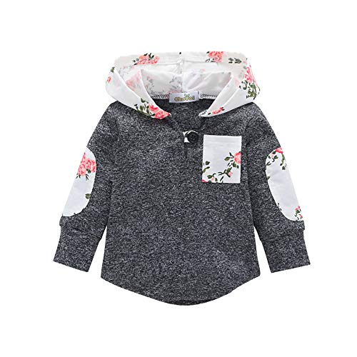 Learn More About SRYSHKR Toddler Kid Baby Girl Plaid Hoodie Pocket Sweatshirt Pullover Tops Warm Clo...