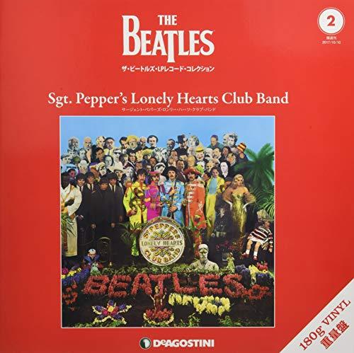 ザ・ビートルズ・LPレコード 2号 (サージェント・ペパーズ・ロンリー・ハーツ・クラブ・バンド) [分冊百科] (LPレコード付) (ザ・ビートルズ・LPレコード・コレクション)の詳細を見る