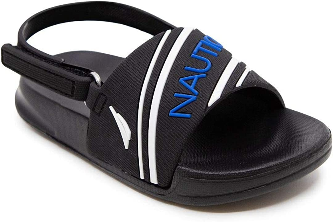 Nautica Kids Toddler-Infant Athletic Easy-to-use Slide Boys G Pool Popular products Sandal -