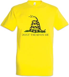 Urban Backwoods Don't Tread On Me II Camiseta De Hombre T-Shirt