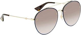 نظارة شمسية من غوتشي GG0351S بني 55mm