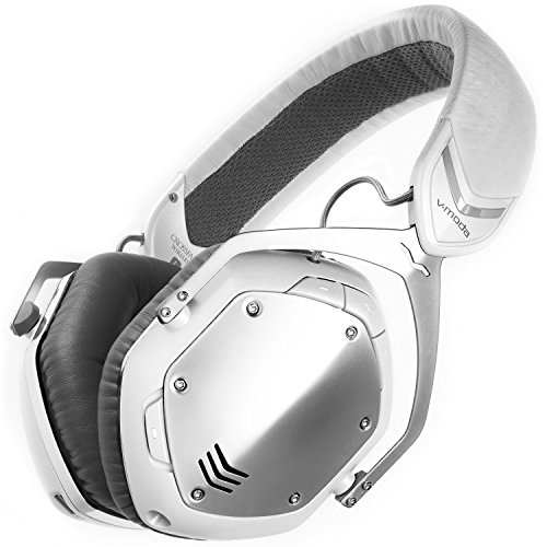 V-MODA Crossfade Wireless (White Silver)